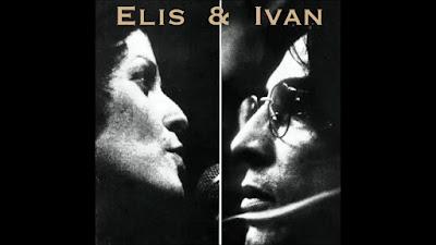 Elis e Ivan Lins