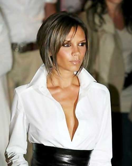 Victoria Beckham S Hair Some Of Her Best Styles Over The