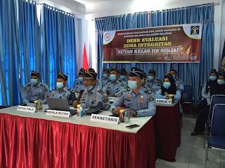 Rutan Kelas IIB Sinjai Optimis Menuju Wilayah Bebas dari Korupsi