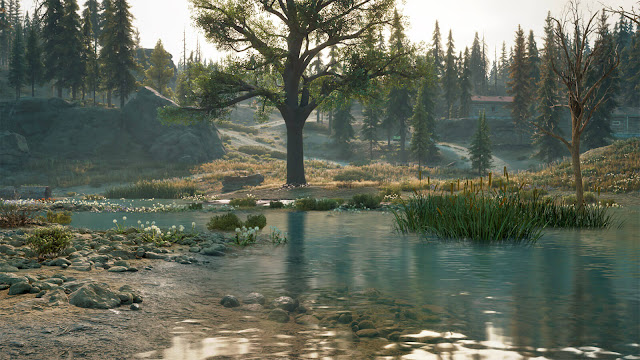 days gone pc screenshots epic games store steam bend studio playstation mobile sony entertainment action adventure survival horror ps4 zombie open world