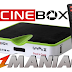 Cinebox Fantasia X Dual Core Atualização - 22/08/2017