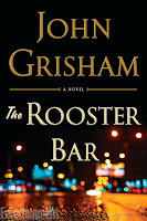 The Rooster Bar by John Grisham book cover and review