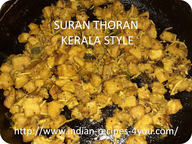 Suran Thoran Kerala Style