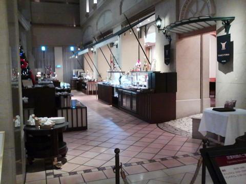 ビュッフェコーナー1 ホテルエミシア札幌カフェ・ドム
