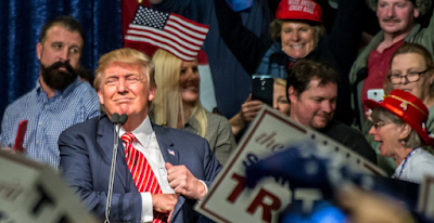 Trump Larang Pengungsi Suriah dan Imigran Muslim Masuk ke Amerika Serikat