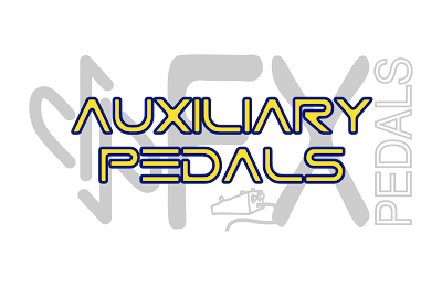 Auxiliary pedals, aux switches, patch modules