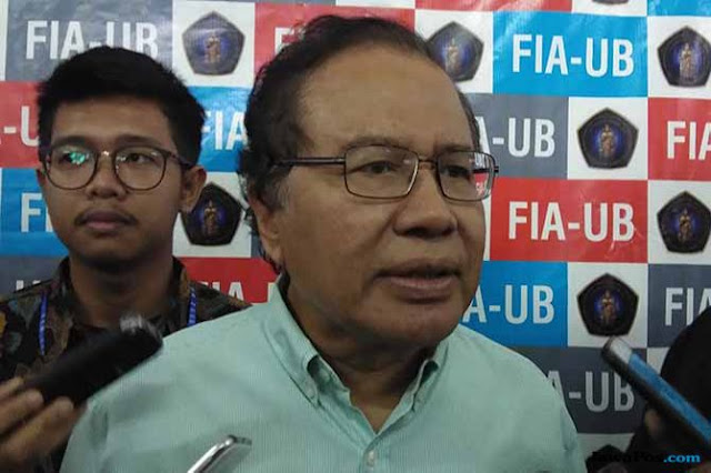 Pelaporan Naik ke Penyidikan, Rizal Ramli: Kok Loncat Nih