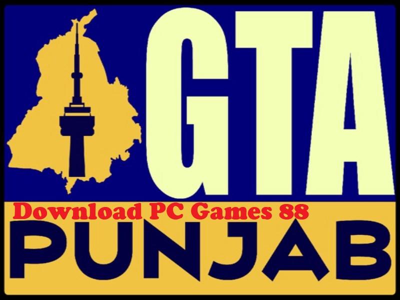 Download GTA Punjab Game PC Free
