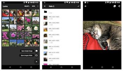 Cara Membuka File Heic di Hp Android