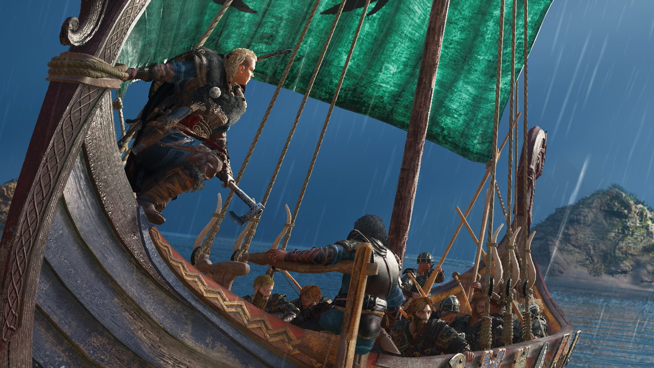 How do I summon a ship? How do I edit a shipyard in Assassin's Creed Valhalla?