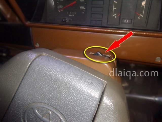 D U0026 39 Laiqa Arena  Cara Menyalakan Lampu Hazard Pada Toyota