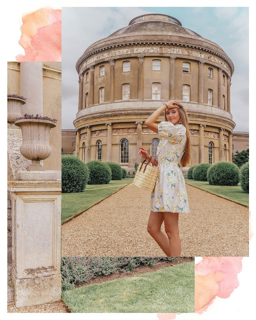 Ickworth House Fashion Blog Photoshoot