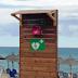 Παραλία Βράχου-Λούτσας  Η πρώτη παραλία στην Ήπειρο  ...με απινιδωτή !