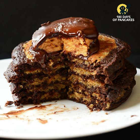 chocolate peanut butter pancakes chocolate peanut butter pancakes denny's chocolate peanut butter pancakes with cocoa powder