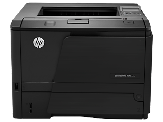 Drivers HP LaserJet Pro 400 N404dw download