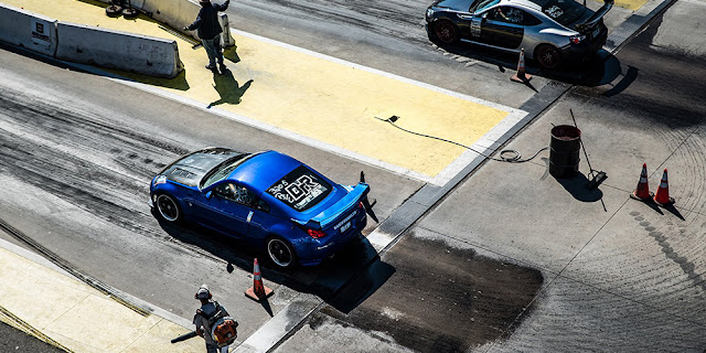 Black Top Racing Nissan 350z