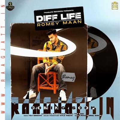 Diff Life by Navi Sran lyrics