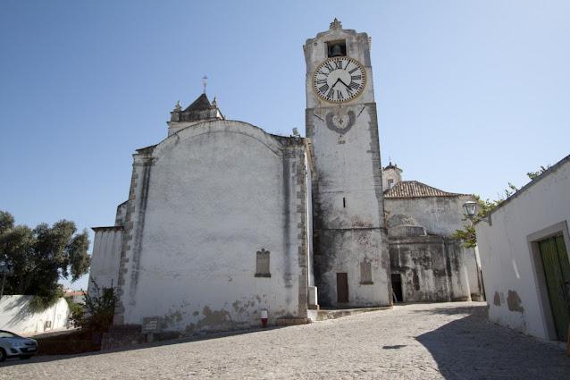 Tavira-Chiesa