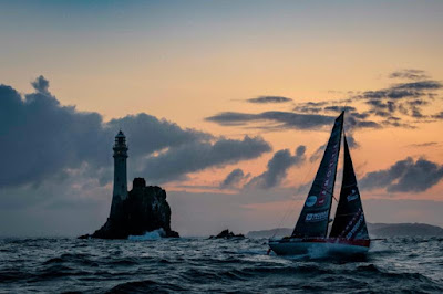 Luke Berry remporte la Rolex Fastnet Race en Class40,