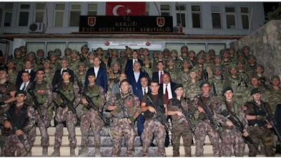 Πανωλεθρία των Τούρκων σε ενέδρα του ΡΚΚ - Οι Κούρδοι κατέστρεψαν 3 UH-60 Black Hawk και σκότωσαν δέκα Τούρκους καταδρομείς