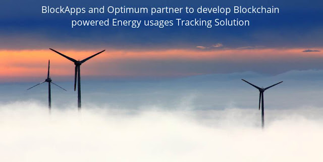 BlockApps and Optimum partner to develop Blockchain powered Energy usages Tracking Solution