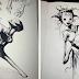 Este artista gráfico ilustró varias enfermedades mentales y trastornos. ¡Alucinante!