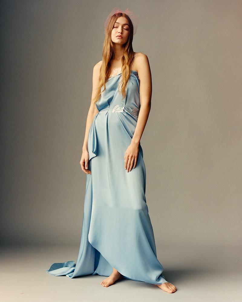 Gigi Hadid - i-D Magazine's Spring 2020