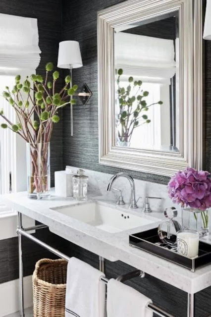 best bathroom mirror adhesive