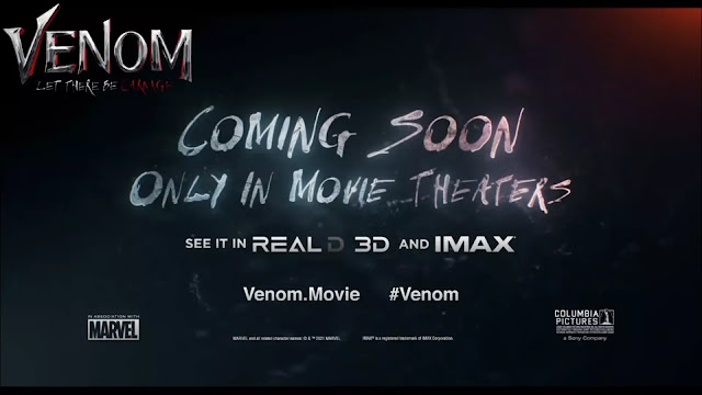 Venom the carnage movie is set to be released on Sept 24, 2021,A video titled Venom 2 full movie download featuring Venom 2 is now available on