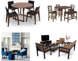 pusat penjualan furniture meja, kursi, sofa, spring bed dll terlengkap