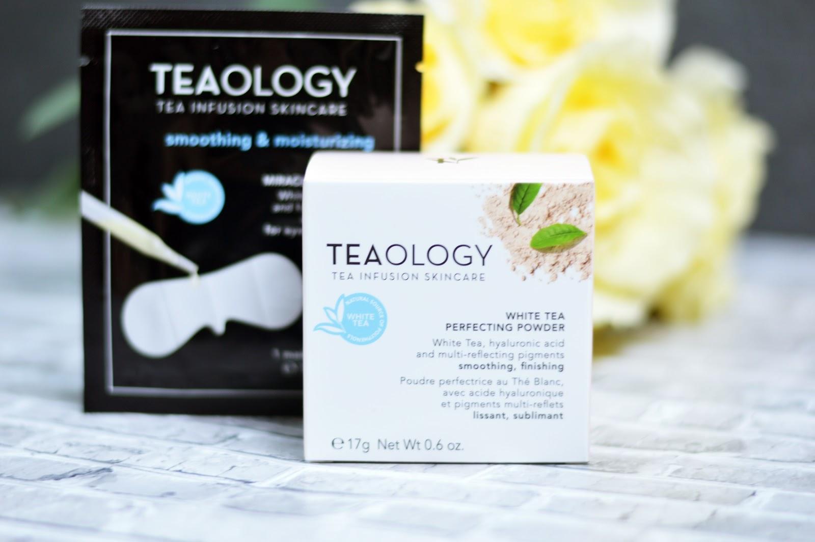 teaology - puder pielęgnujący
