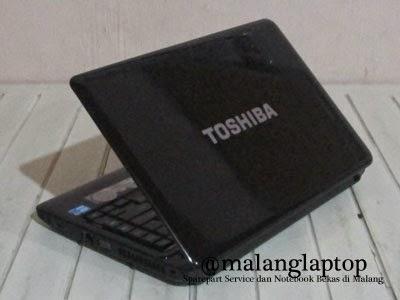 Jual Laptop Bekas Toshiba L630