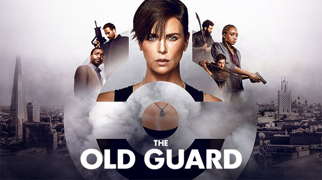 La vieja guardia (2020) Web-DL 1080p Latino-Castellano-Ingles