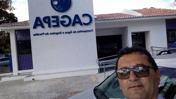 PREFEITO NIVALDO ARAÚJO CONFIRMA EXPANSÃO DA REDE DE ABASTECIMENTO D'ÁGUA DE UMBUZEIRO
