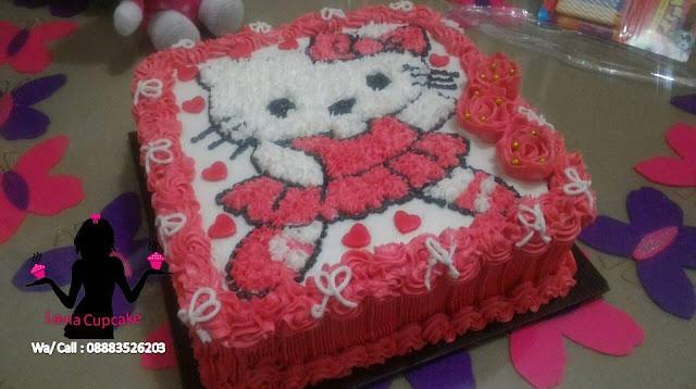 Roti tart Hello kitty Sidoarjo