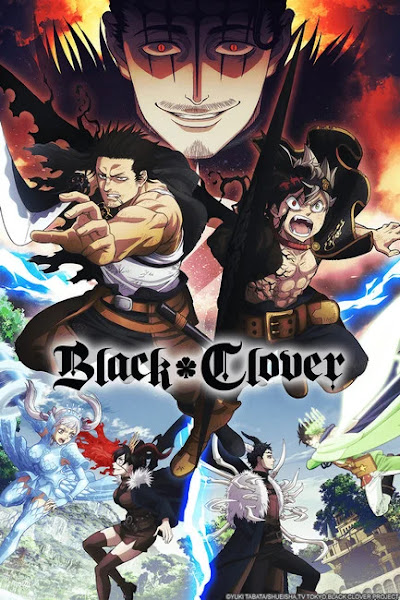 Anime-ul Black Clover va primi un film