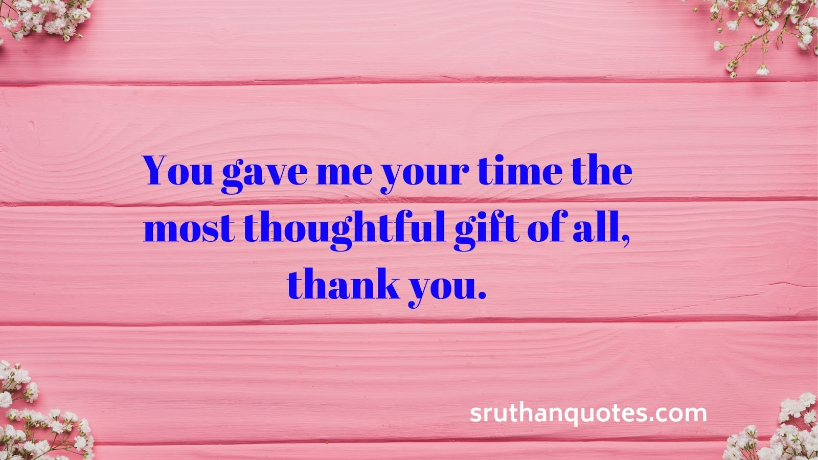 Sruthan Quotes: Thank You Quotes