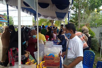 Jelang Ramadan, Disdagtri Inhil Gelar Pasar Murah