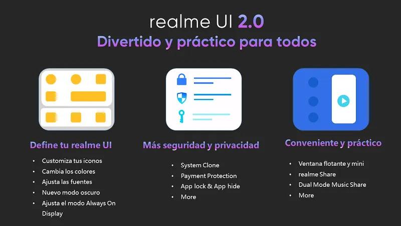 ACTUALIZAR REALME UI 2.0 EN PERÚ