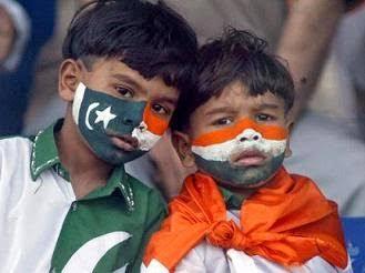 India-Pakistan; Bhai-Bhai.