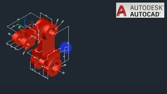 AutoCAD 2019 Mechanical 2D and 3D for Beginners