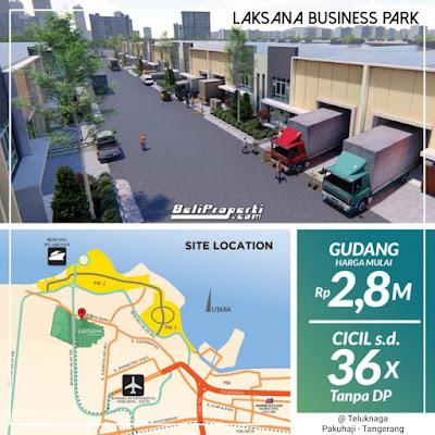 laksana business park
