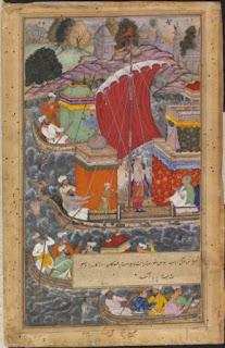 Akbar's early life