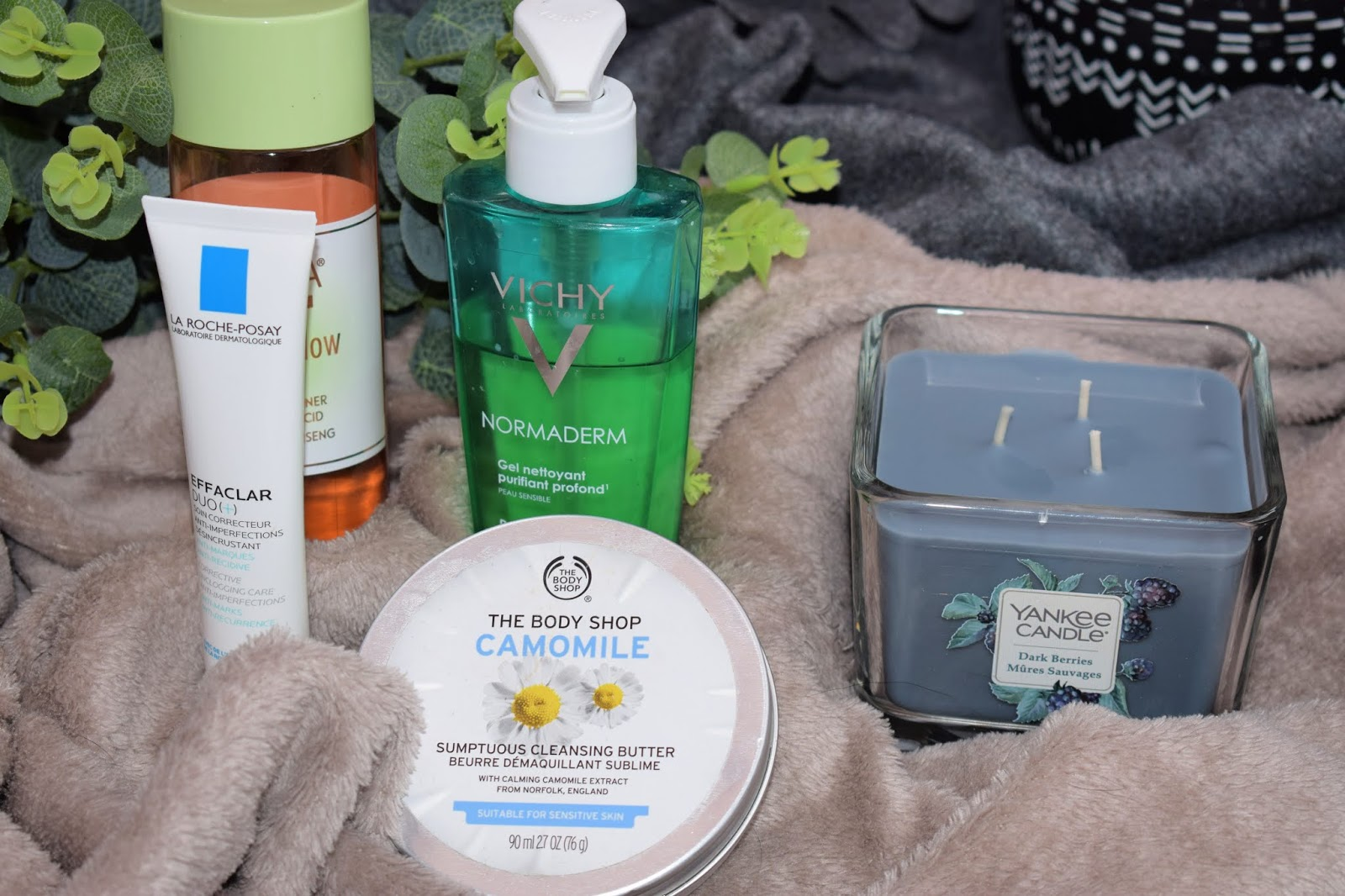 My favourite affordable skincare for my combination/oily skin