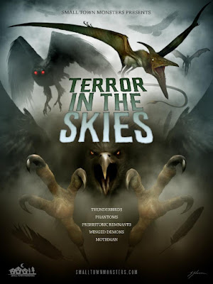 Creature Documentary TERROR IN THE SKIES