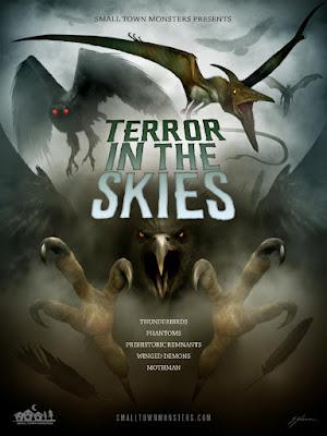 Creature Documentary TERROR IN THE SKIES