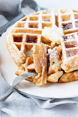 Breakfast Classic Waffles