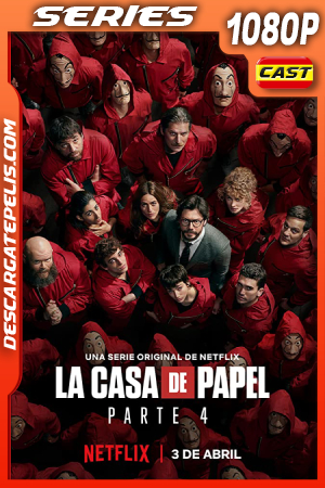 La casa de papel (2020) 1080p WEB-DL Castellano – Ingles