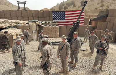 Rockets and mortars fired at US base in Syria in reprisal for airstrikes against Shia militia