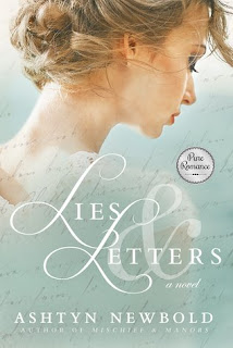 Heidi Reads... Lies and Letters by Ashtyn Newbold